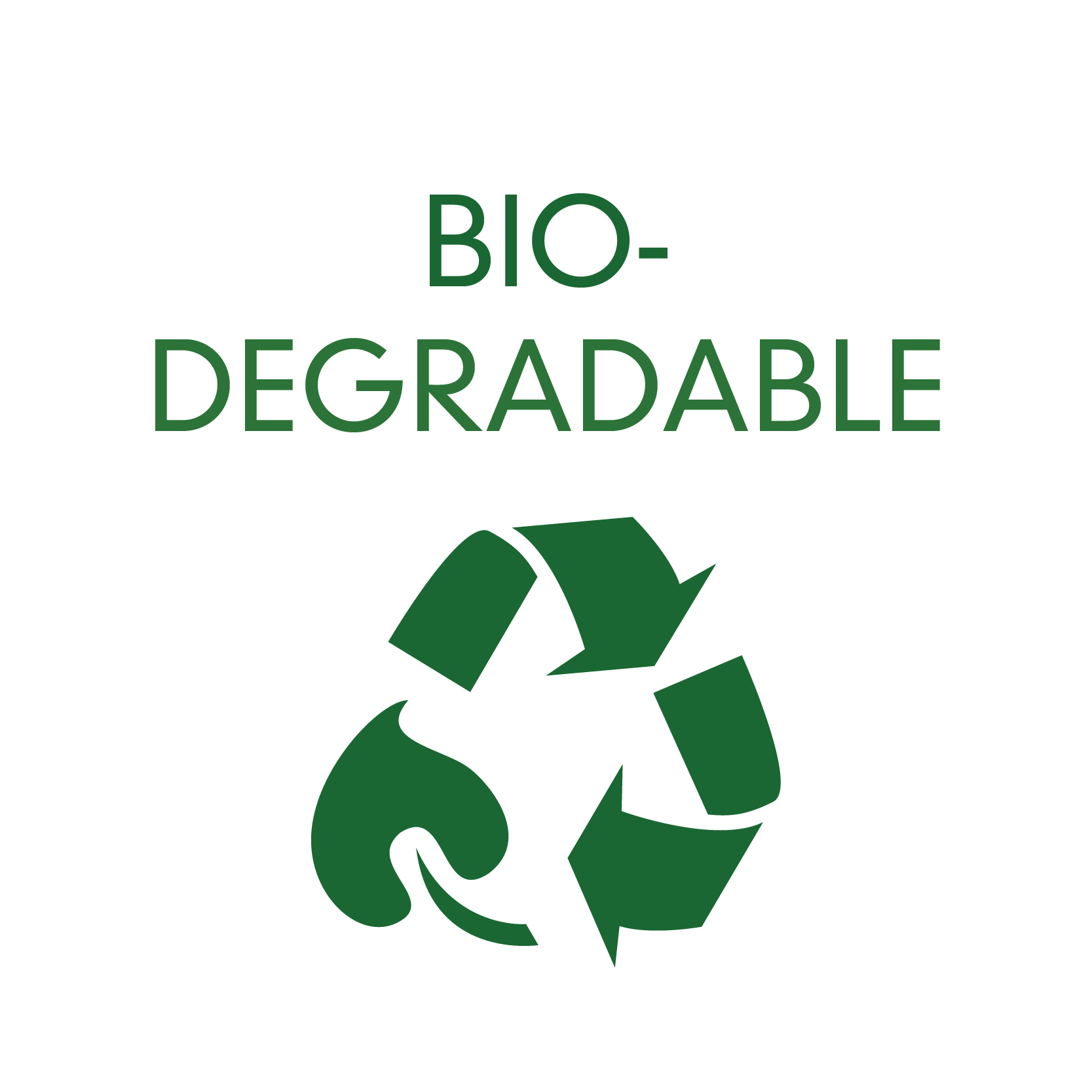 Bio Degradable