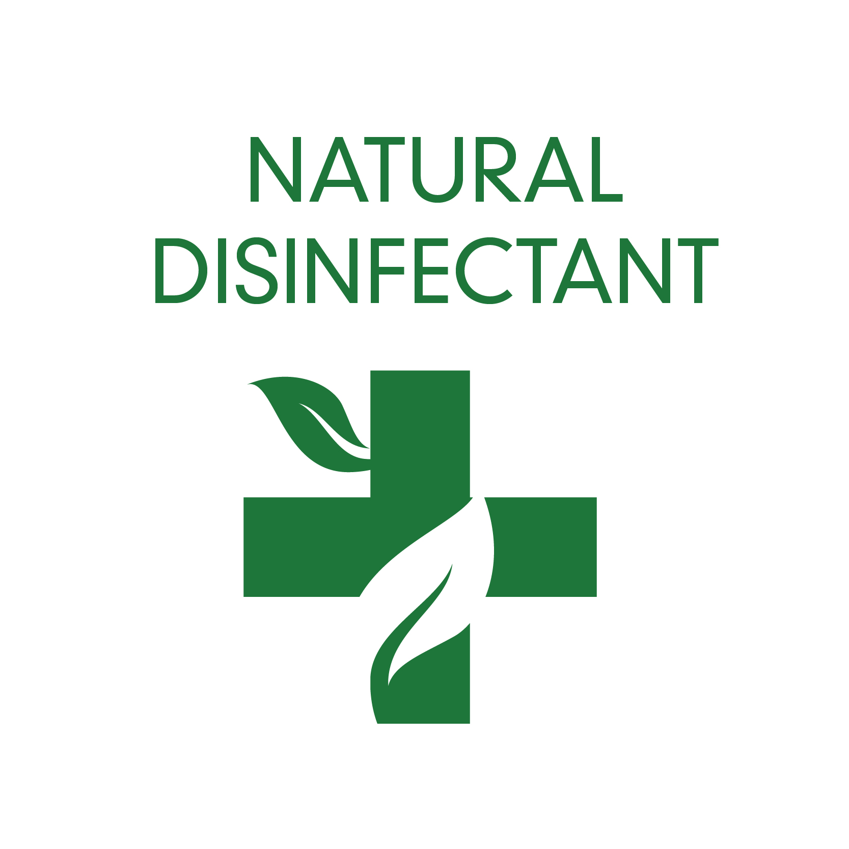 Natural Disinfectant Logo