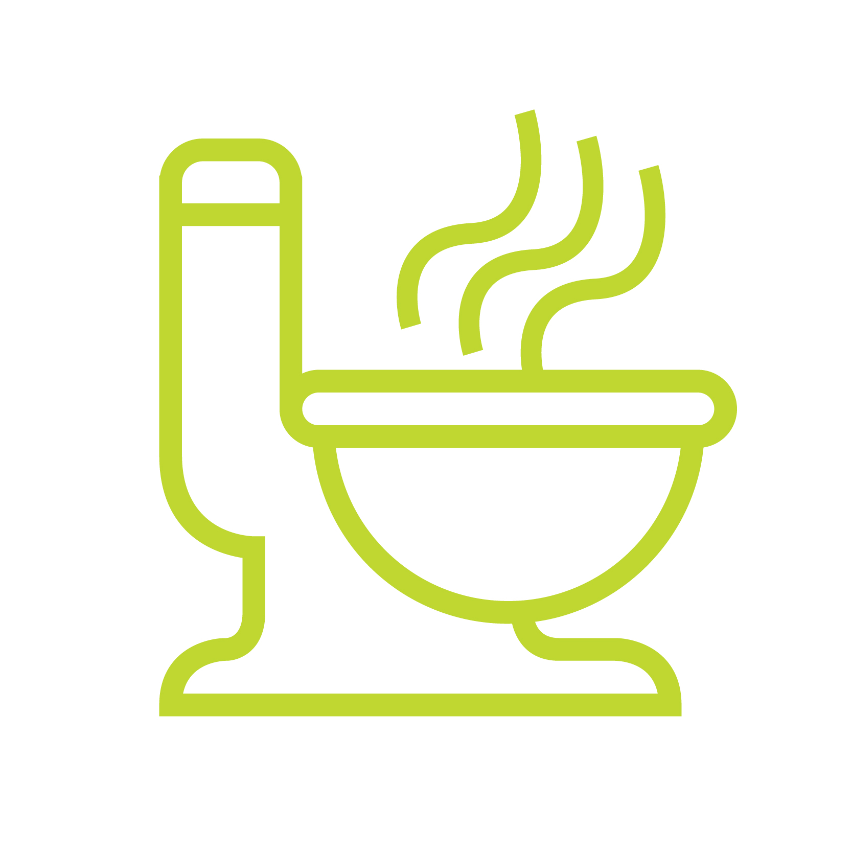 Pleasant Toilet